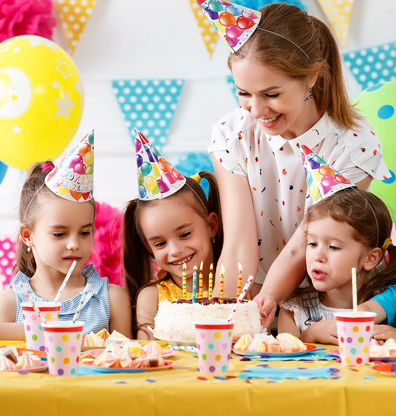 kids birthday party at tex in texas city